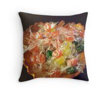 Candy Dish Throw Pillow
