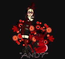 *And* - Moonies Gothic Rag Doll And Rabbit x2 Unisex T-Shirt