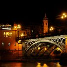 Triana´s Bridge by Daniel Rosselló