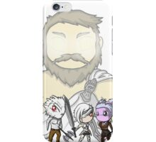 D&D: Group iPhone Case/Skin