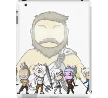 D&D: Group iPad Case/Skin