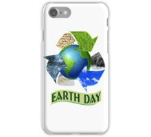 Earth Day 1 iPhone Case/Skin