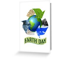 Earth Day 1 Greeting Card