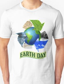 Earth Day 1 Unisex T-Shirt