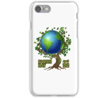 Earth Day 2 iPhone Case/Skin