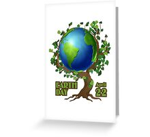 Earth Day 2 Greeting Card