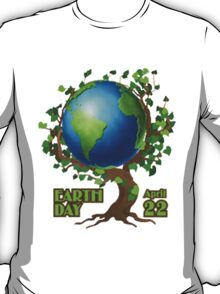 Earth Day 2 T-Shirt