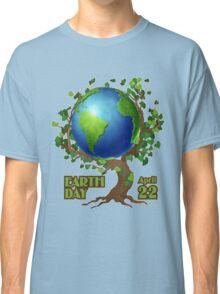 Earth Day 2 Classic T-Shirt