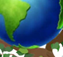Earth Day 2 Sticker