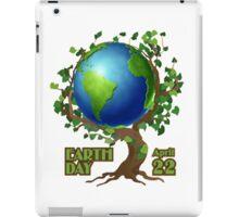 Earth Day 2 iPad Case/Skin