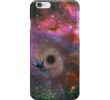 To Explore Far Horizons iPhone Case/Skin