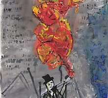 Tom Waits/ Mr. Peanut/ El Catrin- the real start of the chicago fire by sasparilla