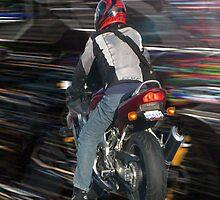 Motorcycle Cruising by eliz134