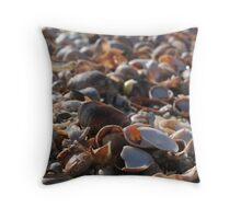 Mermaid's Treasure Throw Pillow