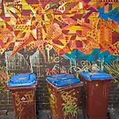 Croft Alley Bins by Frank Yuwono