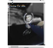 '80 Cadillac iPad Case/Skin
