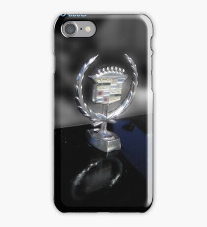 '80 Cadillac iPhone Case/Skin