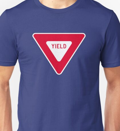 Yield Unisex T-Shirt