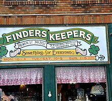 Finders Keepers by Vincent von Frese