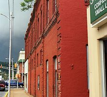 Downtown Elizabethton, Tennessee, 2008 by Frank Romeo