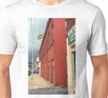 Downtown Elizabethton, Tennessee, 2008 Unisex T-Shirt