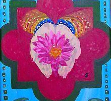 Lotus Offering by Joni Philbin