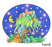 book illustration by kate szmidt