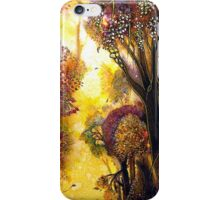 Colour of Trees iPhone Case/Skin