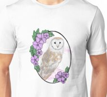 Everyone is fond of owls Unisex T-Shirt