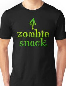 Zombie Snack Unisex T-Shirt