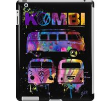 Volkswagen Kombi 3 Way (bright) iPad Case/Skin