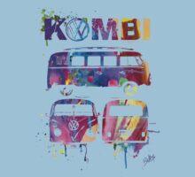 Volkswagen Kombi 3 Way (bright) © Kids Clothes