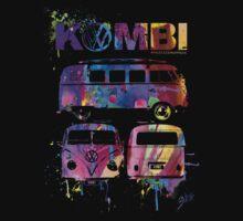 Volkswagen Kombi 3 Way (bright) © One Piece - Long Sleeve
