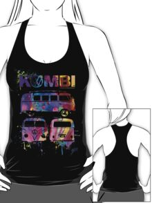 Volkswagen Kombi 3 Way (bright) T-Shirt
