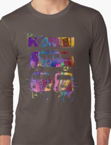 Volkswagen Kombi 3 Way (bright) © Long Sleeve T-Shirt