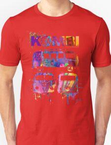Volkswagen Kombi 3 Way (bright) © Unisex T-Shirt