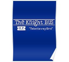 The Knight Bus Poster