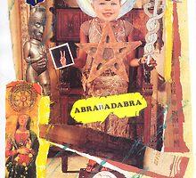 Abrahadabra by Leigh Blackmore