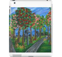 Entering Wonderland iPad Case/Skin
