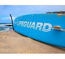 Lifeguard Photographic Print