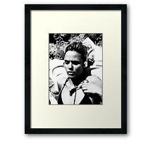 tina 2 Framed Print