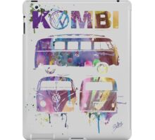 Volkswagen Kombi 3 Way (faded) iPad Case/Skin