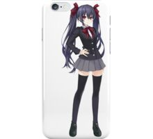 Hyperdimension Neptunia Re;Birth - Noire - Black Heart iPhone Case/Skin