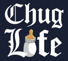 Chug Life Black Kids Tee