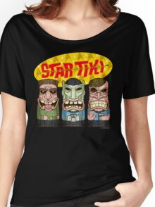 Star Tiki Women's Relaxed Fit T-Shirt