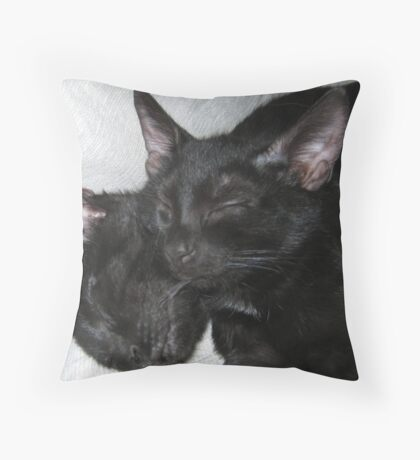 """""""Brothers in arms"""" Throw Pillow"""