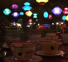 Mad Hatter's tea Cups by Emmybenny