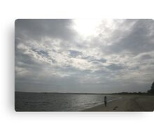 The Heavens Above Canvas Print