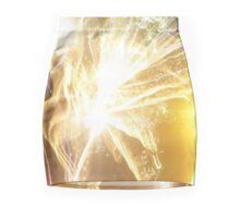 Golden Sky Pencil Skirt