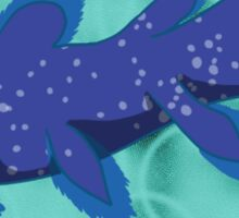 It's a Coelacanth Sticker